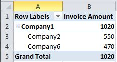 Browse In Excel